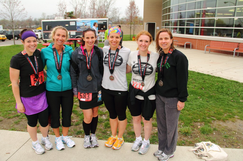 The Post-Race Pic